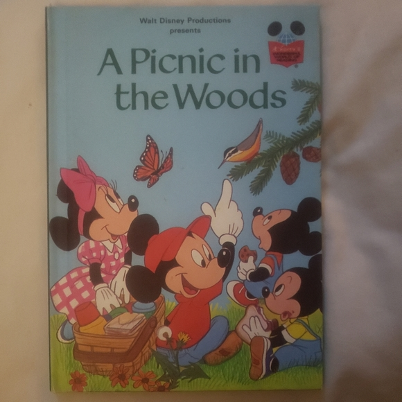 Walt Disney s A Picnic in the Woods